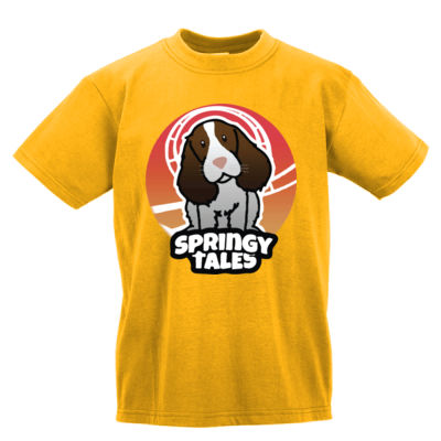 Springy Tales - Children's T-Shirt  Thumbnail